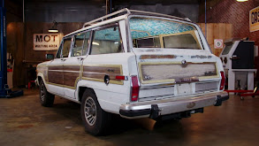 1988 Jeep Grand Wagoneer thumbnail