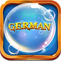 German Bubble Bath Game - German Language Learner icon