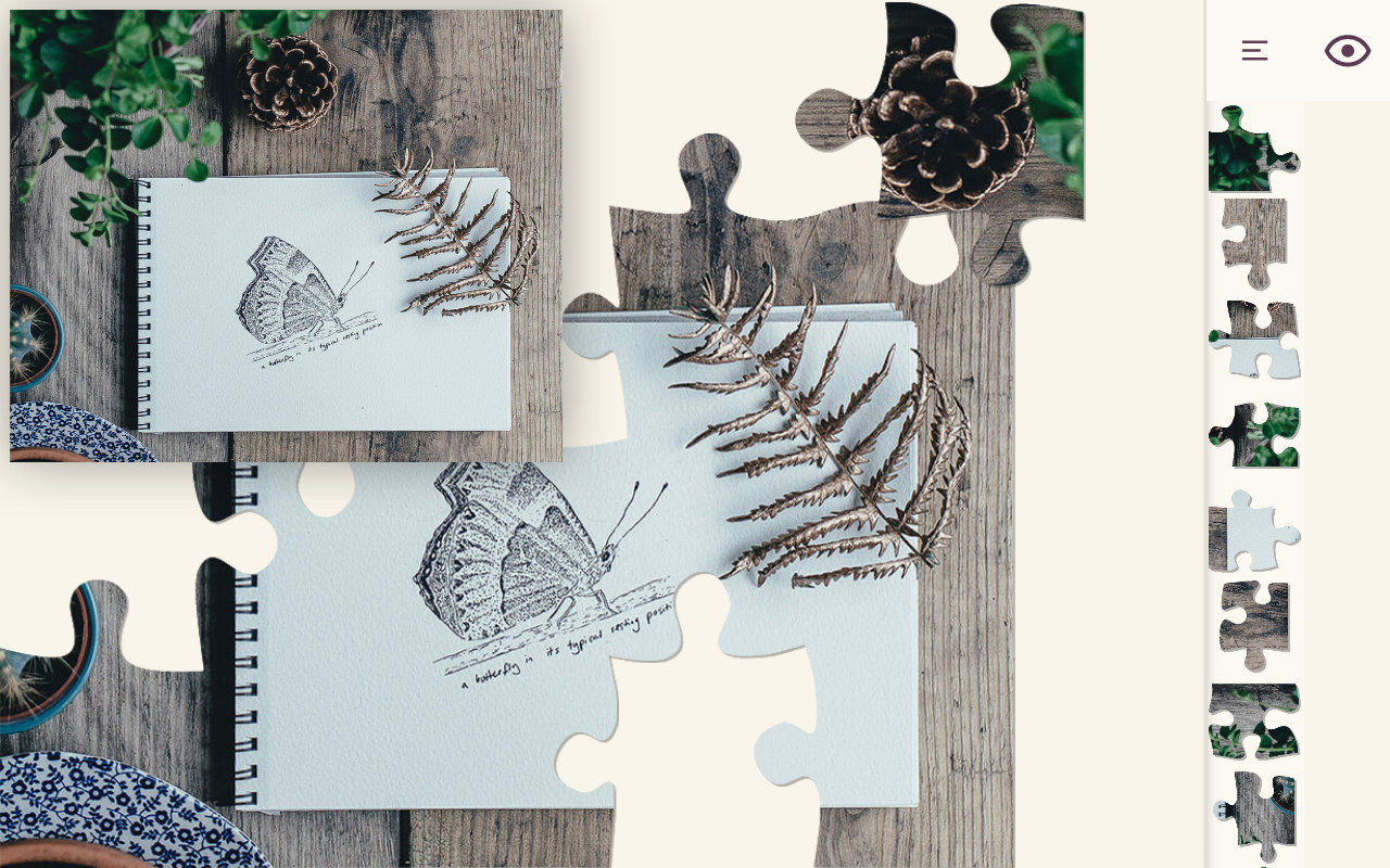 Jigsaw Puzzle Plus- screenshot