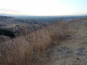 Photo: Coyote Peak, looking at San Jose