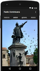 Radio Dominicana screenshot 1