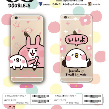 Kanahei iPhone 7&7Plus Case