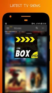 Show movies – Tv show & Box office movie App Download For Android and iPhone 3