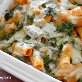 Spinach Pasta Bake.