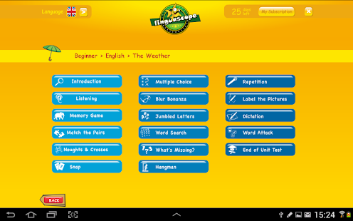 Linguascope Beginners English- screenshot thumbnail