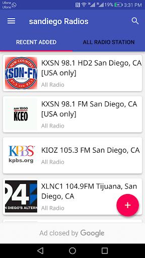 San-Diego All Radio Stations  screenshots 2