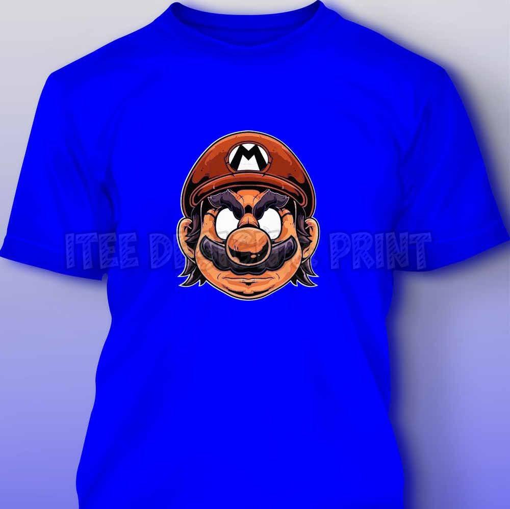 Angry Super Mario 12