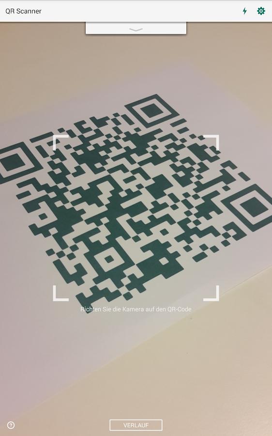 kostenloser qr scanner