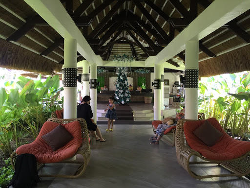 South Palms Resort Lobby