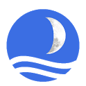 Getijdentabel icon