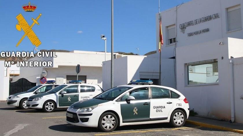 La colaboración ciudadana fue clave para que la Guardia Civil detuviera a uno de los autores del robo.