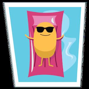 Dumb Ways To Die Summer Emoji Gratis