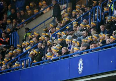 Un supporter de Chelsea interdit de stade trois ans