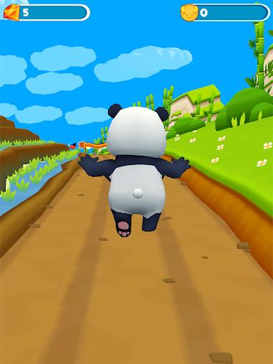 Baby Panda Run 1.2.15 screenshots 17