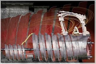 Photo: 2005 12 27 - R 03 09 19 037 d1 w - D 066 - Juchnelda auf der Spindel