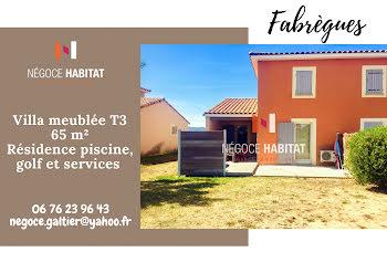 villa à Fabrègues (34)