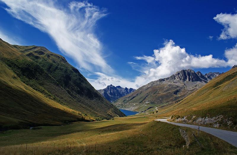 Uno zaffiro tra le montagne di mariarosa-bc
