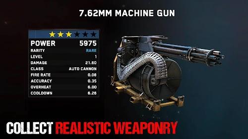 Screenshot 2 Zombie Gunship Survival 1.3.7 APK+DATA MOD