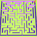 Maze game 3D - Maze Runner Labyrinth puzzle icon