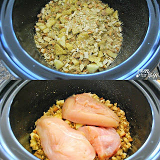 Slow Cooker Chicken and Stuffing – Food Fun Friday.