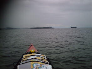 Photo: Deer Island, Round Island, and Beaver Harbor come into view.