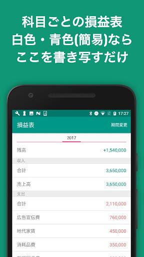 青色申告・白色申告のTaxnote 弥生会計対応・確定申告 screenshot