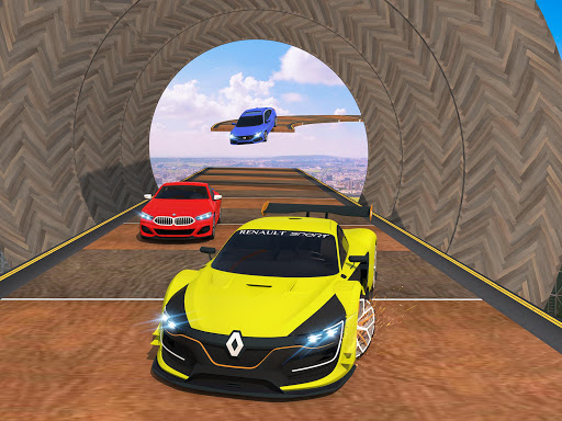 Ultimate City GT Car Stunt: Mega Ramp Climb Racing 2.0 screenshots 5