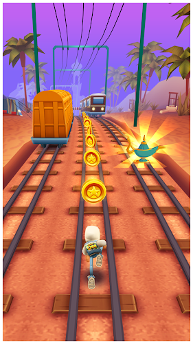 Subway Surfers Arabia Mod Apk v1.38.0