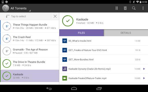 BitTorrent® Pro - Torrent App screenshot 9