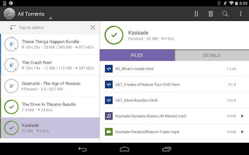 BitTorrent Pro Apk – Official Torrent Download App 6