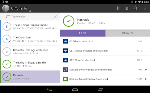 BitTorrent Pro Official Torrent Download App V 6.1.8 APK Mod - APK ...