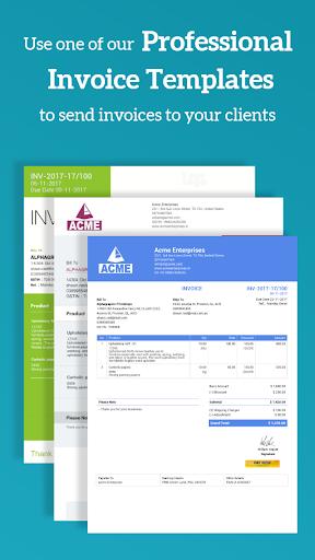 Simple Invoice Manager - Invoice Estimate Receipt 1.10.88 Screenshots 4