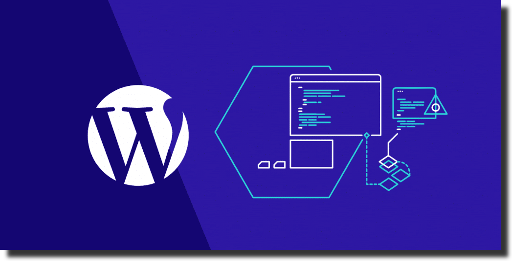 WordPress background