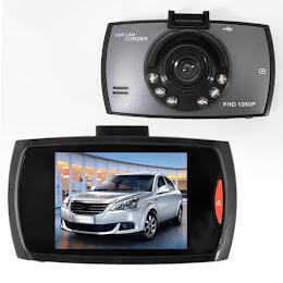 Camera auto DVR HD Night Vision. Ecran 2.4 inch. Senzor de miscare.