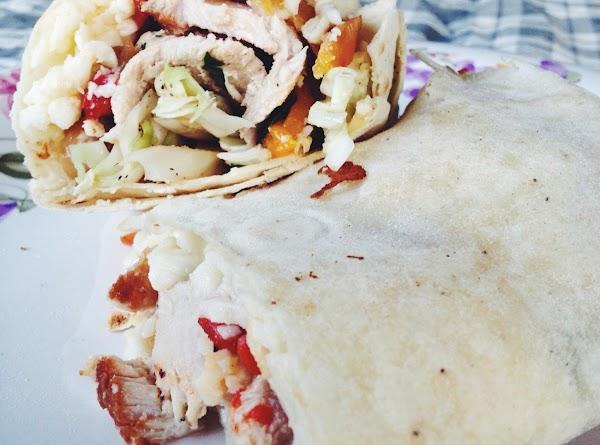 Boneless Pork Wrap Recipe