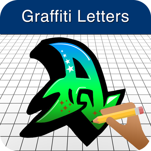 How to Draw Graffiti Letters - Apps on Google Play