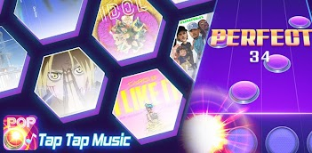 Play Tap Tap Music-Pop Songs on PC, for free!