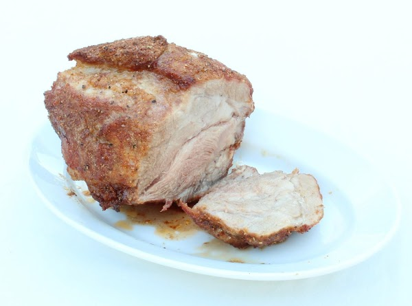 Irish Roast Pork With Potato Stuffing Recipe