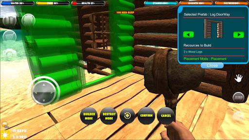 Survival Forest : Survivor Home Builder 1.4 screenshots 1