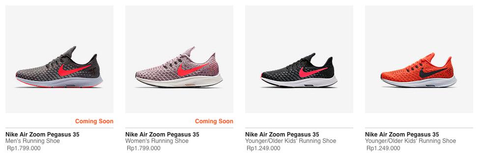 newest 4a9eb 8ee9e Nike Air Zoom Pegasus 35 • Adham Somantrie