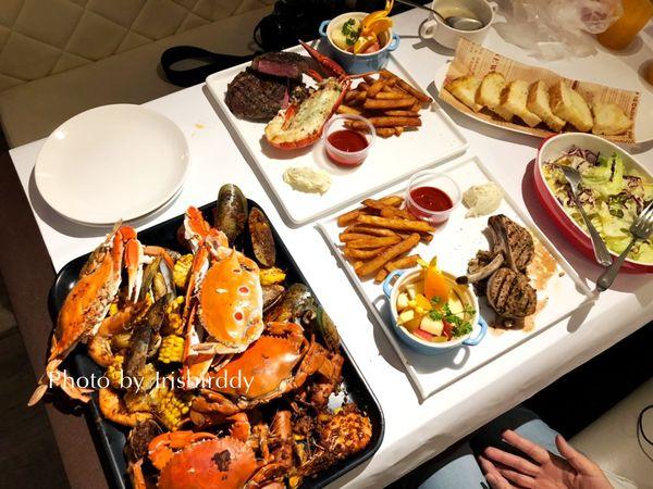 Fidèle妃黛美式海鮮餐廳X母親節限定套餐X超豪華大份量