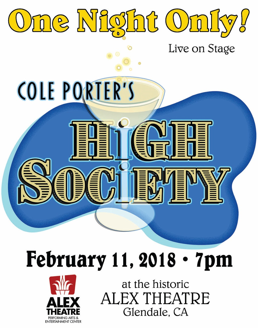 MTG presents HIGH SOCIETY