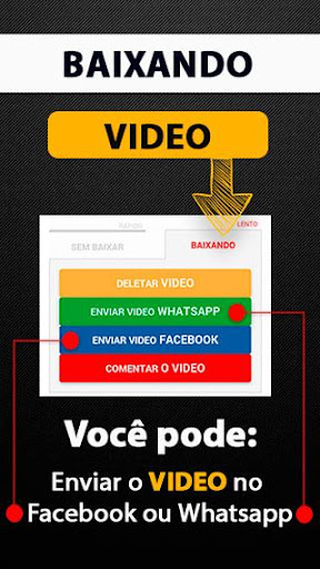 Videos para whatsapp de status e stories screenshots 3