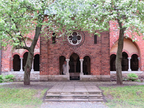 Photo: Dome Cathedral Courtyard