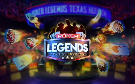 Poker Legends - Free Texas Holdem Poker Tournament  screenshots 6