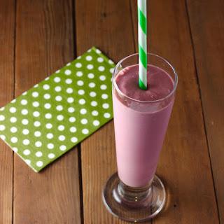 Blueberry Smoothies Recipe