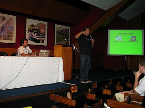 Photo: Guibert and Bruno from Globant