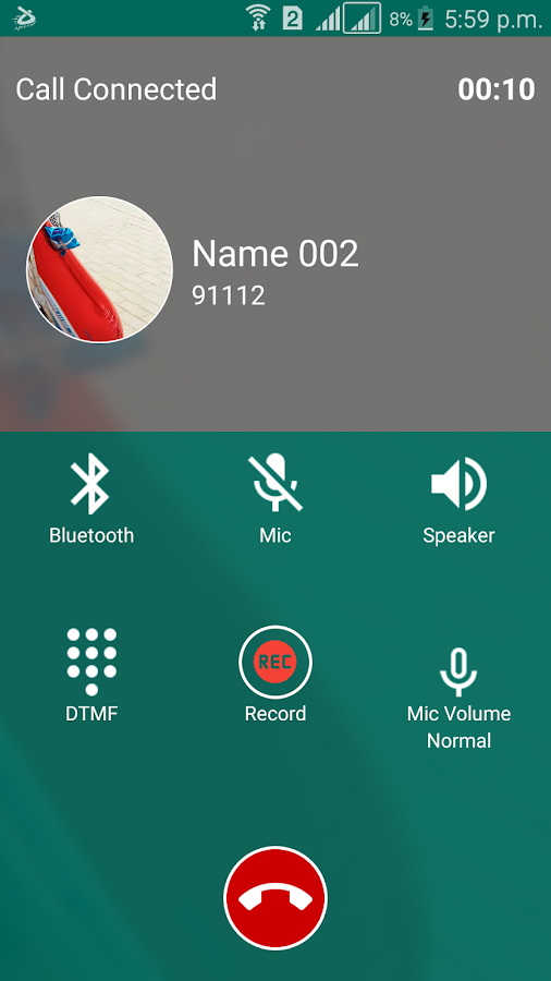 Connect Dialer Speed- screenshot