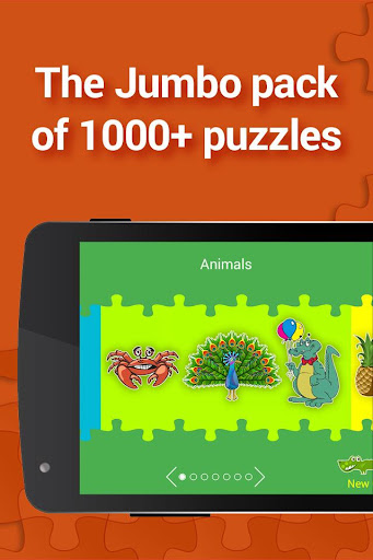 Jigsaw for kids 1000+ puzzles