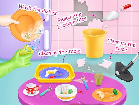 Doll House Cleanup 1.0.11 screenshot 641411